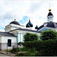 Сретенский храм. :: Владимир Валов