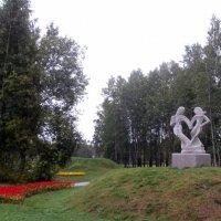 Парк в Репино :: Елена Бударевская