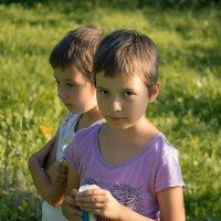 Близняшки :: Михаил Александров