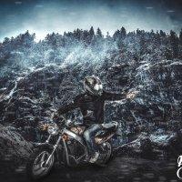 Biker :: Minas Ghazaryan