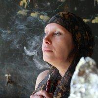 Остался дым :: Андрей Березин