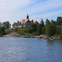 Вид с Южной Бухты.(Хельсинки) :: Александр Лейкум