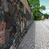 Стена крепости Свеаборг.(пр.1742г.) :: Александр Лейкум
