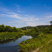 Лето в деревне. 1 :: Сергей Екимовских
