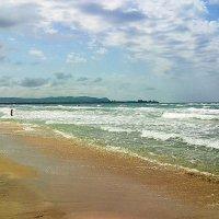 Море Анапы :: Александр Бурилов