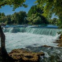 Пороги реки Манавгат. :: Александр Хорошилов