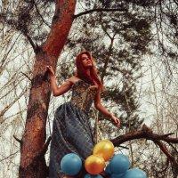 Воздушная :: Анастасия Тихонова