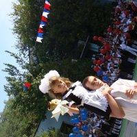 последний звонок :: Анастасия Лыкова