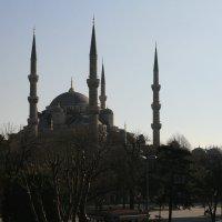 Мечеть, Голубая мечеть, Мечеть султана Ахмета :: Olga