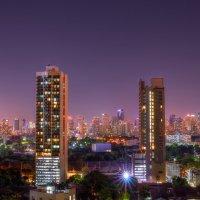 Ночь в Бангкоке :: Георгий Муравьев