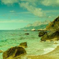 Море, горы -- Крым! :: Сергей Седенко
