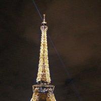 Башня ночью :: Михаил Сбойчаков
