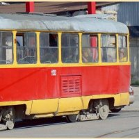 Свадебный трамвай :: Кай-8 (Ярослав) Забелин