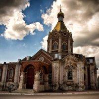 Собор Вознесения Господня в Касимове Рязанской области ... :: Роман Шершнев