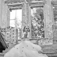 фото из альбома: Реквием усадьбе Гребнево. :: Татьяна