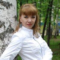 Июнь в берёзах)) :: Наталья Рогалёва