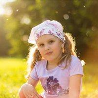 Девочка лето :: Дима Хессе