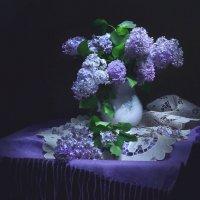 Это прелюдия света, фортиссимо мая... :: Валентина Колова