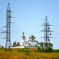Между небом и землёй :: Валерий Талашов