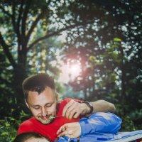 Денис и Катя :: Гуля Зонова