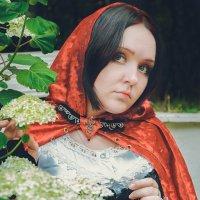 Сказка - красная шапочка :: Виктория Андреева