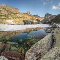 камни на озере Горных духов :: Дамир Белоколенко