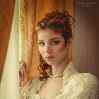 Невеста в стиле ретро) :: Дмитрий Бегма