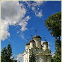 Церковь Михаила Архангела в Микулино :: Дмитрий Анцыферов