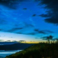 Ночь над Мандарханом. :: Олег Гендин