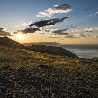 Восход солнца над Байкалом. :: Олег Гендин