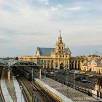 Обновлённый ж/д вокзал.Брест. :: Сергей и Ирина Хомич