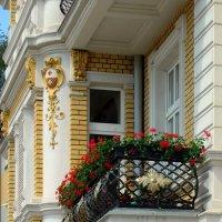 Балкон мед.учреждения :: Сергей Карачин