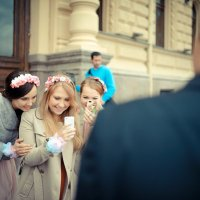 Подружки невесты :: Павел Максимов