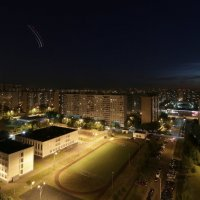 Ночные трассы :: Татьяна Сухова