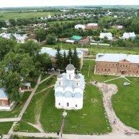 Суздаль...  Ризоположенский  женский  монастырь :: Galina Leskova