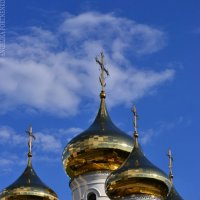 Церковь Александра Невского :: Angelika Faustova