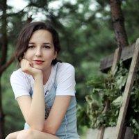 лесная прогулка :: Лена Исаева