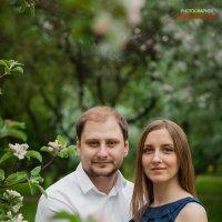 Женя и Вадим :: Ольга Никонорова