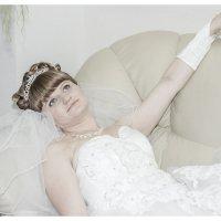 свадьба :: надежда