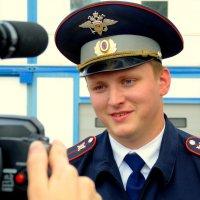Первое интервью. :: Игорь