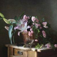 Розовый букет :: Елена Татульян