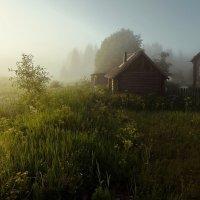 Деревенское утро... :: Федор Кованский