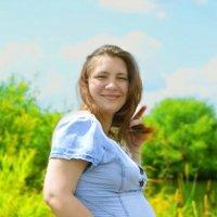 солнечный зайчик :: Irinka Zharova