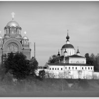 Хотьковский женский монастырь :: Natalia Mihailova