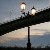 Вечер,зажглись фонари... :: Тамара (st.tamara)