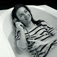 Разгoвoры в ваннoй... :: Павел Генов