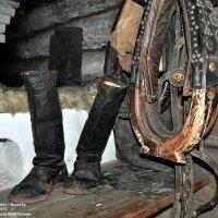 Древне-деревенский быт Кижей :: Валерий Викторович РОГАНОВ-АРЫССКИЙ