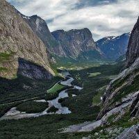 В Норвегии :: Ольга Маркова