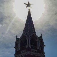 Спасская башня :: Андрей Воробьев