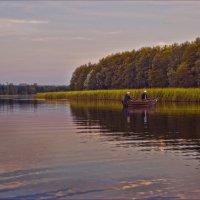 Рыбаки. :: Елена Kазак